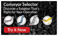 PRAB's Conveyor Selection Tool